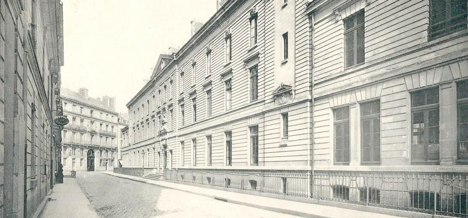 Lycée Jules Verne (1912)