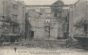 1913-01-21 La Renaissance après l'incendie