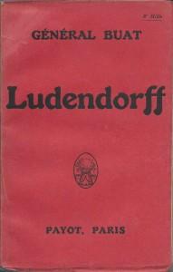 Buat (Edmond) Ludendorff La Une