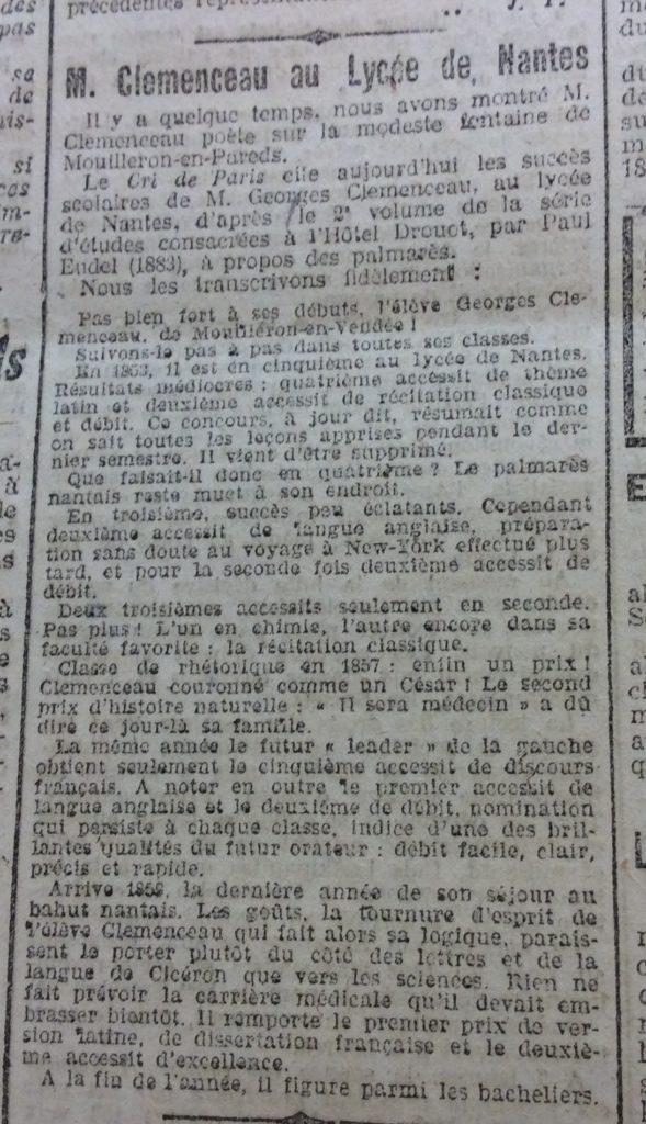 Le Populaire 22 janvier 1918