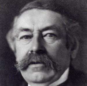 Portrait d'Aristide Briand