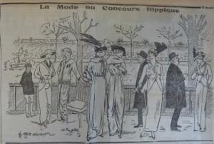 Le Populaire, 10 mars 1913
