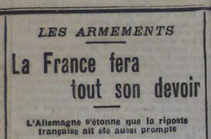 Le Populaire, 20 février 1913