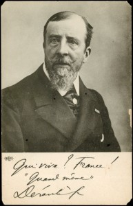30 janvier 1914 Paul Déroulède est mort