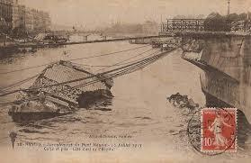 Ecroulement du Pont Maudit