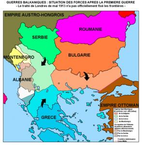 Guerres balkaniques