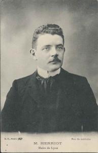 M. Herriot, maire de Lyon