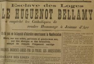 L'Espérance du Peuple, 1er juin 1913