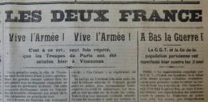 L'Espérance du peuple, 17 mars 1913