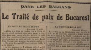 Le Populaire, 12 août 1913
