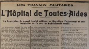 Le Populaire, 17 mai 1913