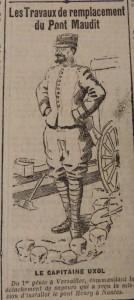 Le Populaire, 25 juillet 1913