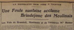 Le Populaire, 29 juillet 1913