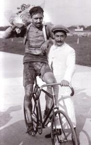 Lucien Mazan, surnommé Petit-Breton