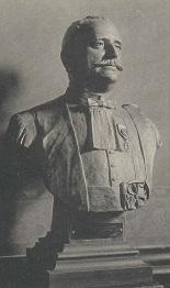Buste du proviseur de Caumont