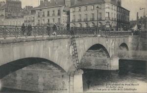 Le Pont Maudit La veille de l'écroulement