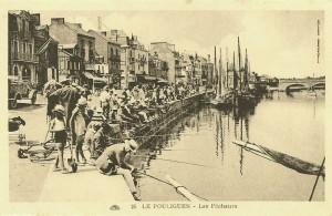 NAC Sur le port du Pouliguen