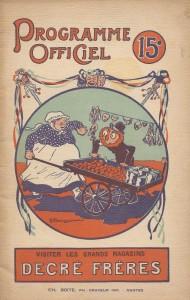Nantes Carnaval 1913