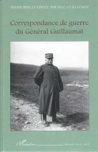 Guillaumat Correspondance de guerre 1