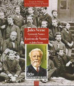 Jules Verne lycéen