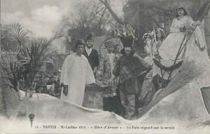"""En le printemps 1913, """"La Paix régnant sur le monde"""" ou un """"rêve d'avenir"""" prémonitoire !"""