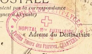 NANTES Chantenay hôpital annexe du petit lycée - Copie