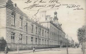 Nantes Lycée Hôpital 21 Recto