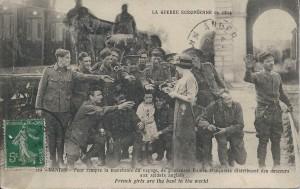 1914 Anglais à Nantes et nantaises