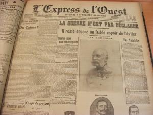28 juillet 1914