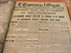 3 aoùt 1914