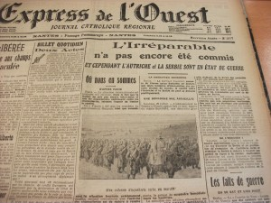 30 juillet 1914