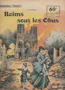 Lycée 1914 Reims sous les obus