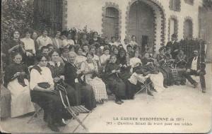 Lycée 1914 Tricot