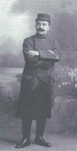 Léon Jost soldat