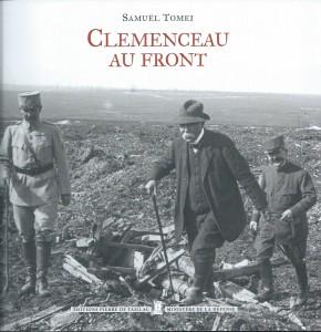 Clemenceau au Front le livre