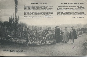 1915 2 novembre Bouteillerie