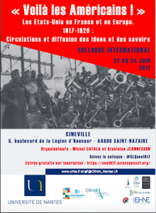 2017 Juin Colloque à Saint-Nazaire