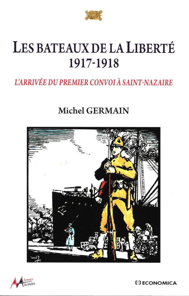 Michel Germain Les bateaux de la Liberté