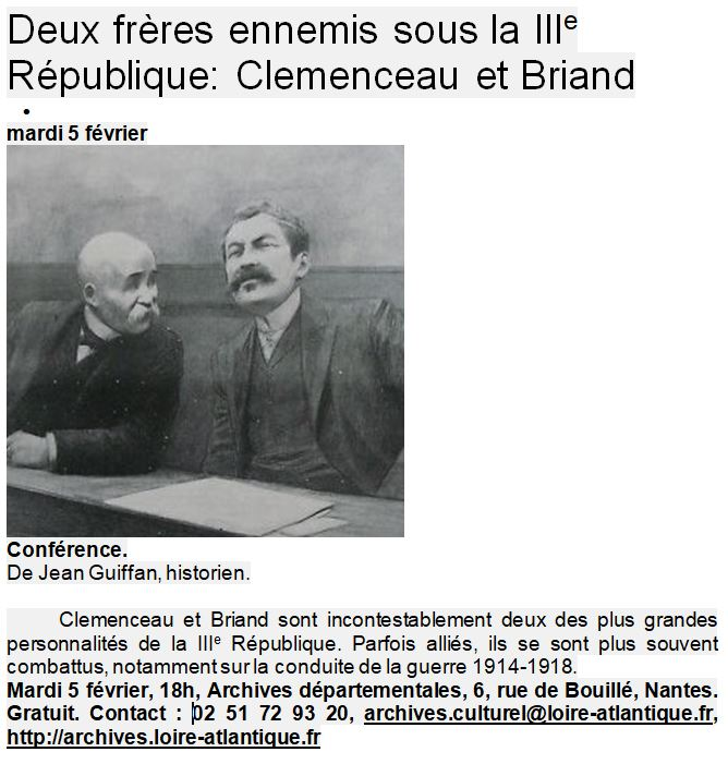 Clemenceau-Briand